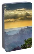 Cape Royal Crepuscular Rays Portable Battery Charger