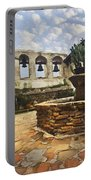 Capistrano Fountain Portable Battery Charger