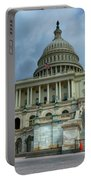 Capital Building Portable Battery Charger