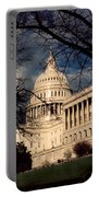 Capitol Building Portable Battery Charger