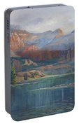 Capitol Peak Rocky Mountains Portable Battery Charger
