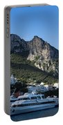 Capri Island Harbor  Portable Battery Charger