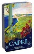 Capri, Italy, Italian Riviera, Scenery Portable Battery Charger