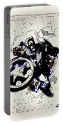 Captain America Portable Battery Charger