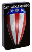 Captain America Original Work One Portable Battery Charger