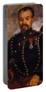 Captain Edouard Bernier 1871 Portable Battery Charger