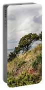 Capulin Volcano View Panorama New Mexico Portable Battery Charger