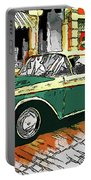 Car Club 1960s Portable Battery Charger