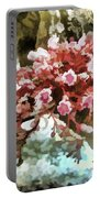 Carambola Flower Portable Battery Charger
