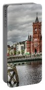 Cardiff Bay Skyline Portable Battery Charger