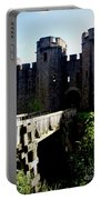 Cardiff Castle Gate Portable Battery Charger