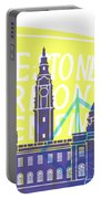 Cardiff Skyline Pop Portable Battery Charger