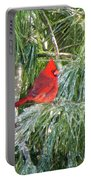 Cardinal On Ice Portable Battery Charger