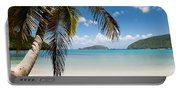 Caribbean Afternoon Portable Battery Charger