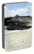 Caribbean Beach Scenic Portable Battery Charger