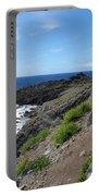 Caribbean Coastal Path Portable Battery Charger