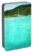 Caribbean Cruising Portable Battery Charger
