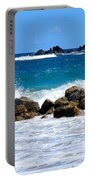 Caribbean Pounding Surf Portable Battery Charger