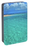 Caribbean Water Portable Battery Charger