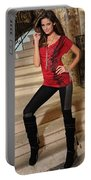 Carla Ossa Portable Battery Charger