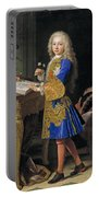 Carlos De Bourbon-farnese. The Future Charles IIi  Portable Battery Charger