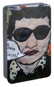 Carlos The Jackal Portable Battery Charger