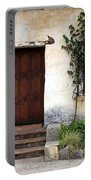 Carmel Mission Door Portable Battery Charger