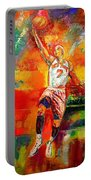 Carmelo Anthony New York Knicks Portable Battery Charger