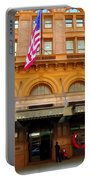 Carnegie Hall Portable Battery Charger