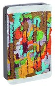 Carnevale Quilt Portable Battery Charger