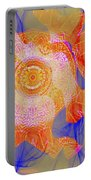 Carnival Abstract 1 Portable Battery Charger