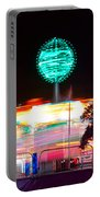 Carnival Excitement Portable Battery Charger by James BO  Insogna