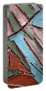 Carnival Headdress Tile Portable Battery Charger