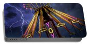 Carnival Ride Portable Battery Charger