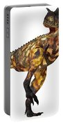 Carnotaurus Profile Portable Battery Charger