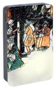 Carol Singers Portable Battery Charger