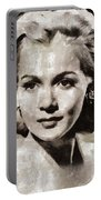 Carole Landis, Vintage Actress Portable Battery Charger