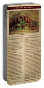 Carole Spandau Listed In The Guide Vallee Peintures Quebecois 1993-1994 Edition Portable Battery Charger