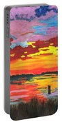 Carolina Sunset Portable Battery Charger