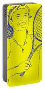 Caroline Wozniacki Portable Battery Charger