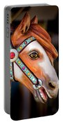 Carousal Horse Portable Battery Charger