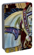 Carousel Horse - 7 Portable Battery Charger