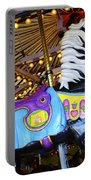 Carousel Horse 1 Portable Battery Charger