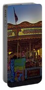 Carousel Sunset Portable Battery Charger