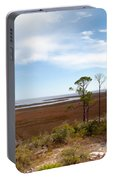 Carrabelle Salt Marshes Portable Battery Charger