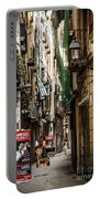 Carrer D'en Roca Barcelona Portable Battery Charger