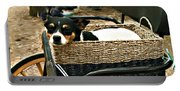 Carriage Dog Portable Battery Charger