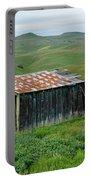 Carrizo Plain Ranch Portable Battery Charger