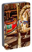 Carrousel Horse Ride Portable Battery Charger