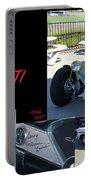 Cars From American Graffiti Portable Battery Charger